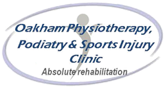 Oakham Physiotherapy, Podiatry & Sports Injury Clinic