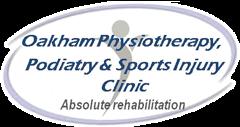 Oakham Physiotherapy, Podiatry & Sports Injury Clinic