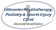 Uttoxeter Physiotherapy, Podiatry & Sports Injury Clinic