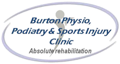 Burton Physiotherapy, Podiatry & Sports Injury Clinic